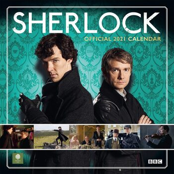 Sherlock Holmes Calendrier 2021