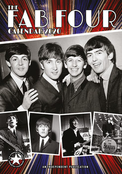 The Beatles Calendrier 2020