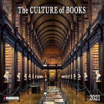 The Culture of Books Calendrier 2021