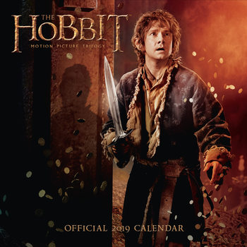 The Hobbit Calendrier 2019