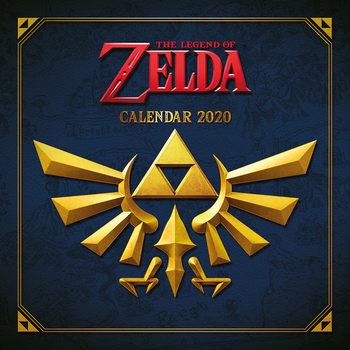 The Legend of Zelda Calendrier 2020