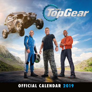 Top Gear Calendrier 2019