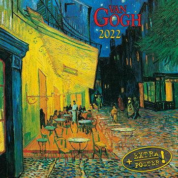 Vincent van Gogh Calendrier 2022