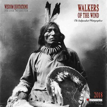 Walkers of the Wind Calendrier 2018