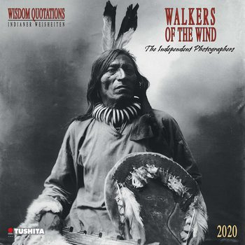 Walkers of the Wind Calendrier 2020