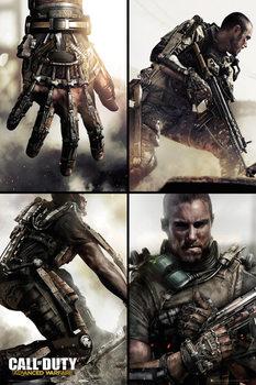 Call Of Duty Advanced Warfare - Grid плакат