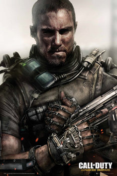 Call of Duty: Advanced Warfare - Soldier - плакат (poster)