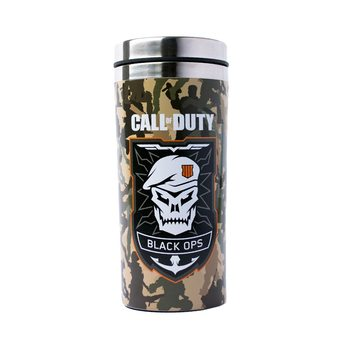 Tasse De Voyage Call of Duty: Black Ops 4 - Skull