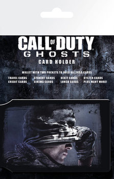 Call of Duty Ghosts - Cover S.O.S Portcard