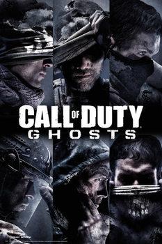 Call of Duty Ghosts - profiles  плакат