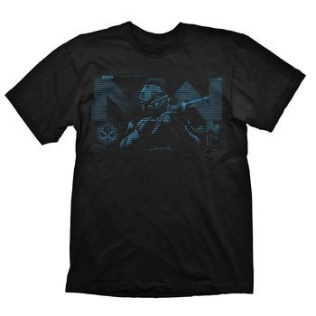 T-Shirt Call Of Duty: Modern Warfare - Blue Target