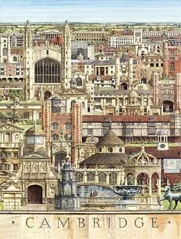Cambridge Festmény reprodukció