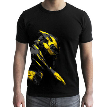 Camiseta Avengers: Endgame - Gold Thanos