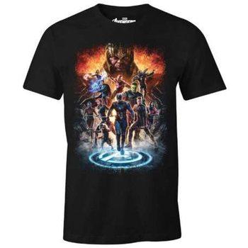 Camiseta Avengers - Endgame