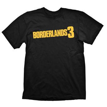 Camiseta  Borderlands 3 - Logo