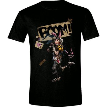 Camiseta Borderlands 3 - Tiny Tina BOOM!