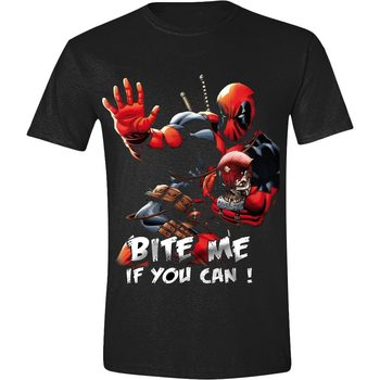 Camiseta  Deadpool - Bite Me!
