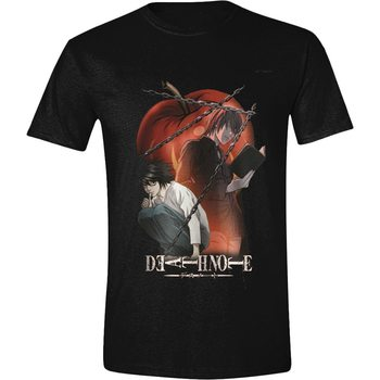 Camiseta Death Note - Chained Notes