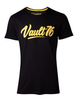 Camiseta  Fallout - Oil Vault