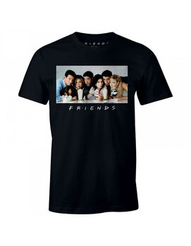 Camiseta Friends - Milkshakes