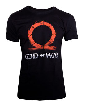 Camiseta  God Of War - Ohm Sign Rune Engraving