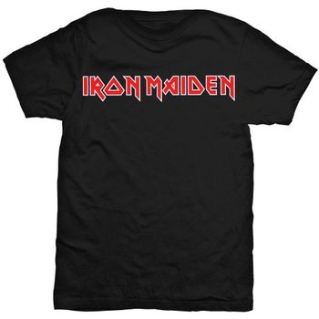 Camiseta  Iron Maiden - Logo