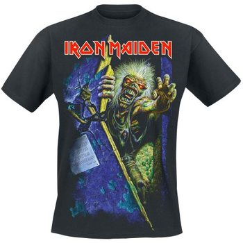 Camiseta Iron Maiden - No Prayer