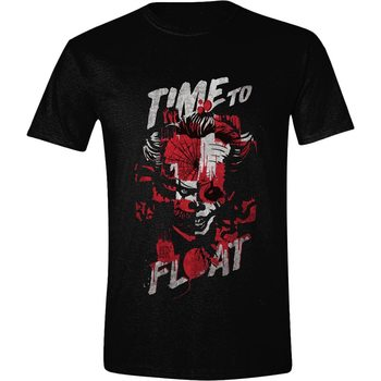 Camiseta It - Time to Float