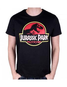 Camiseta Jurassic Park - Logo