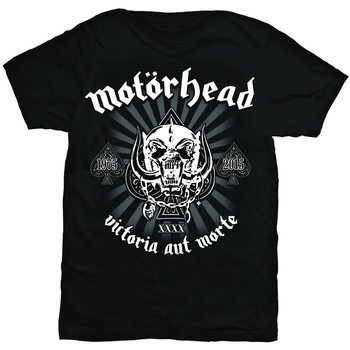 Camiseta Motorhead - Victoria Aut Morte