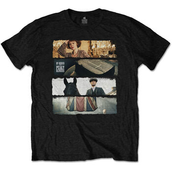 Camiseta Peaky Blinders - Slices