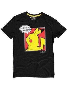 Camiseta Pokemon - Pika Pop