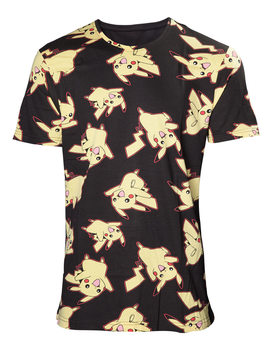 Camiseta Pokemon - Pikachu