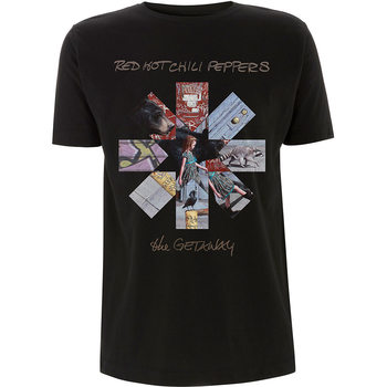 Camiseta  Red Hot Chili Peppers - Getway Album