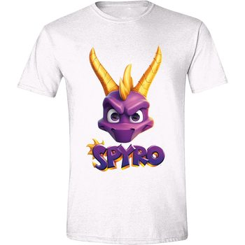 Camiseta Spyro - Face Logo