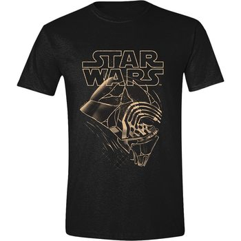 Camiseta Star Wars: El ascenso de Skywalker - Kylo Ren Mask