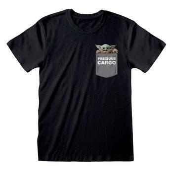 Camiseta Star Wars: Mandalorian - The Precious Cargo Pocket