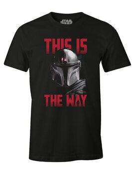 Camiseta Star Wars: The Mandalorian - This is the Way