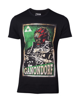 Camiseta The Legend Of Zelda - Propaganda Ganondorf