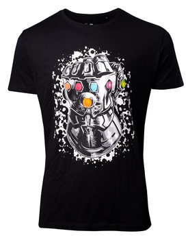 Camiseta  VengadoresInfinity War - Thano´s Gauntlet