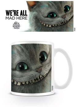 Alice Through The Looking Glass - Cheshire Cat Cană