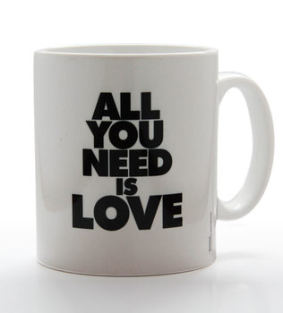 All You Need Is Love Cană
