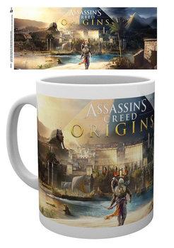 Assassins Creed: Origins - Cover Cană