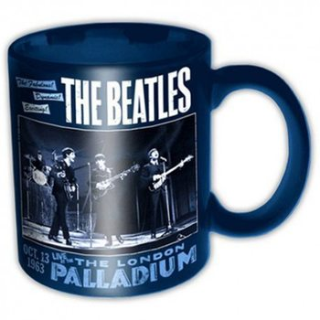Beatles - Palladium Navy Cană