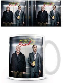 Better Call Saul - Elavator Cană