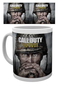 Call Of Duty - WWII Key Art Cană