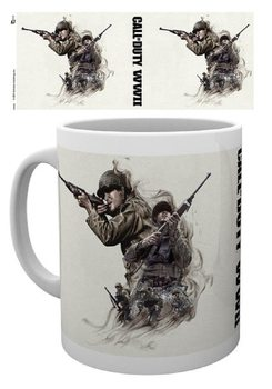 Call Of Duty WWII - Smoke Cană