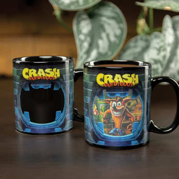 Crash Bandicoot - Crash Cană
