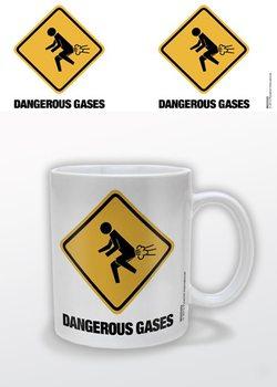 Dangerous Gases Cană