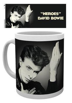 David Bowie - Heroes Cană